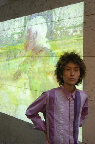 Press photo Takagi Masakatsu. Picture by Eiji Kikuchi