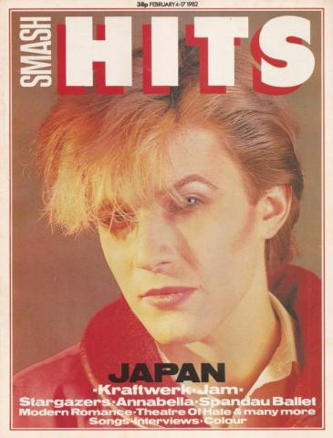 Smash Hits Februari 4-17 1982