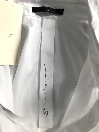 Japanese Clothing Designer Label 'Julius' and David Sylvian Shirt #40/100 Signed