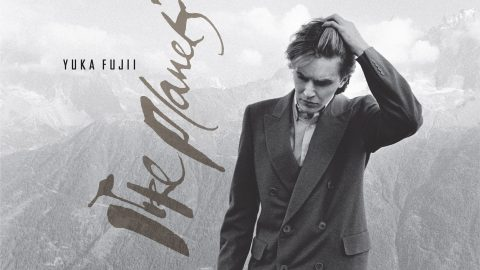 David Sylvian – Like Planets by Yuka Fujii (pre-order now)