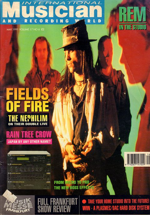 Rain Tree Crow (International Musician & Recording World, May 1991)