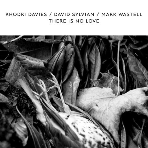 Rhodri Davies / David Sylvian / Mark Wastell – There Is No Love (White Vinyl – RSD2019)