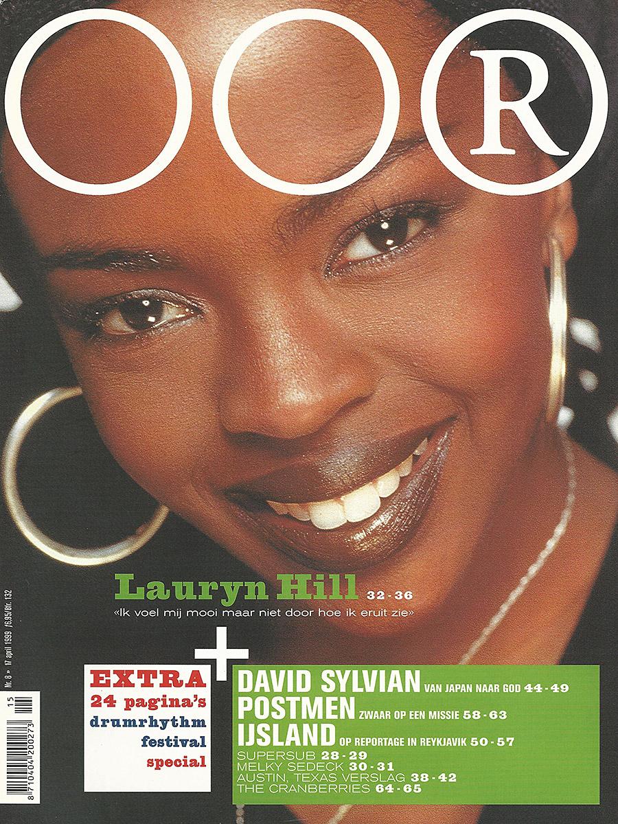 Oor Nr. 8 1999 cover