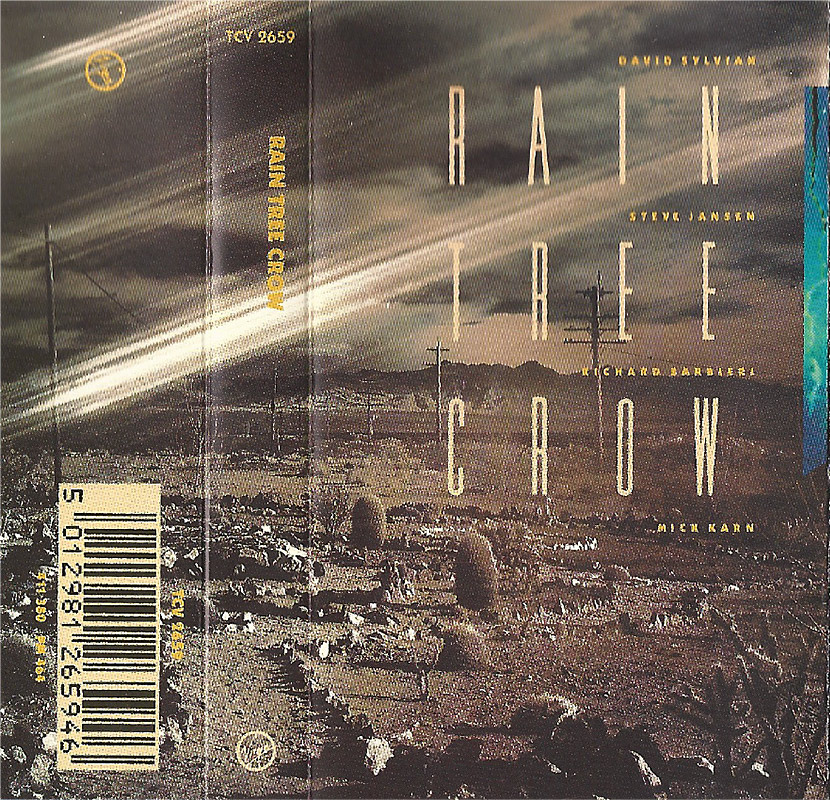 Rain Tree Crow cassette