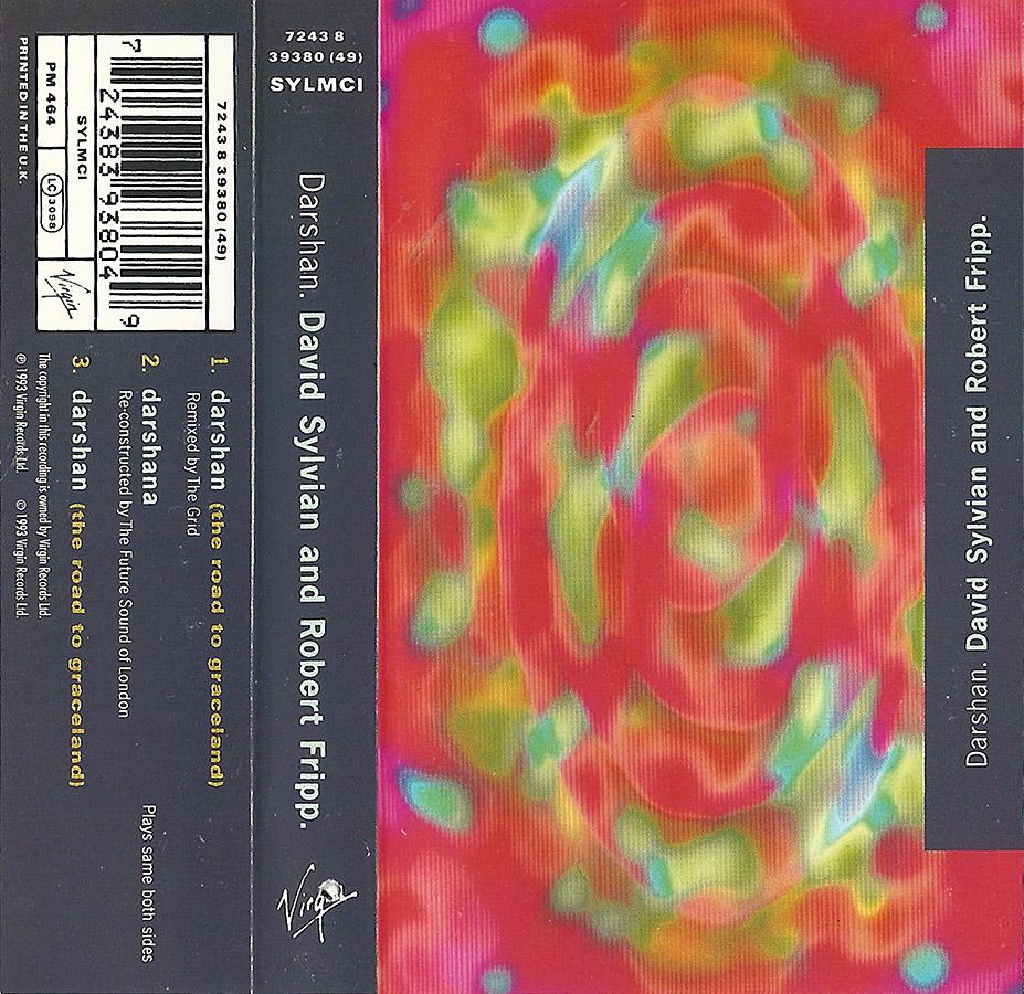 Darshan cassette front