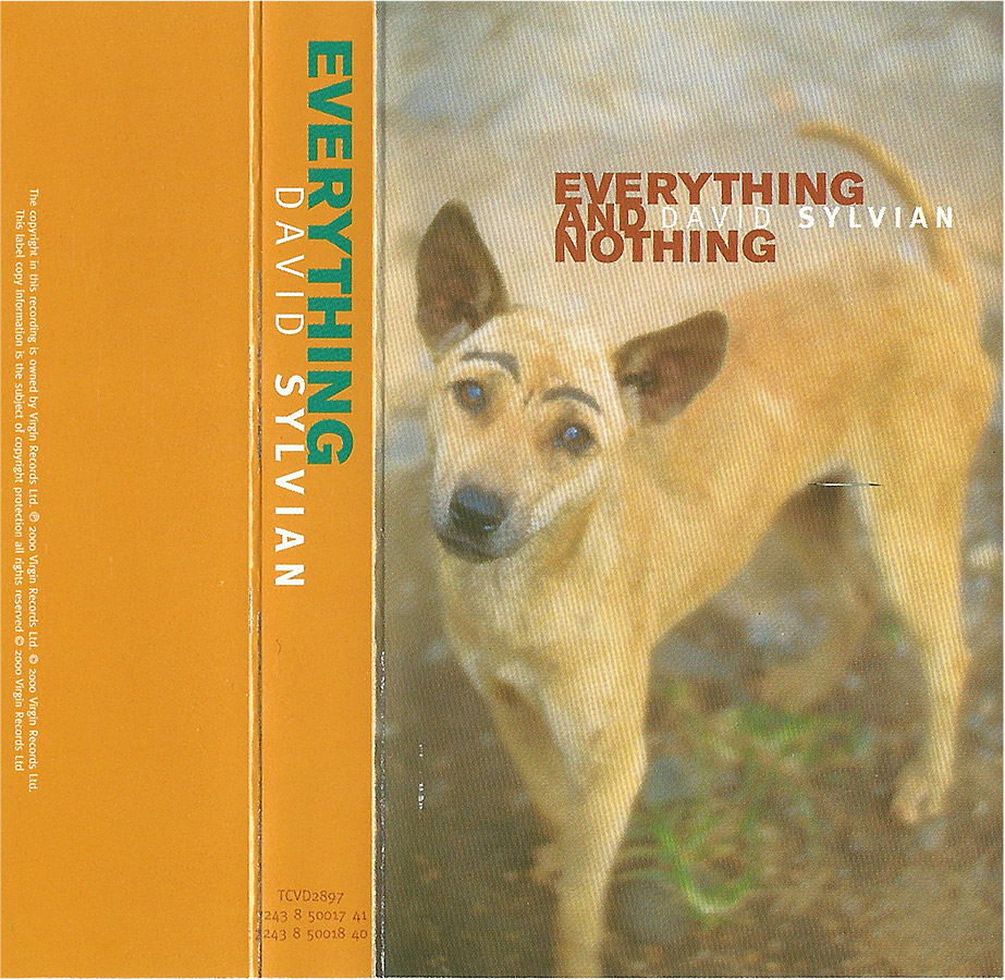 Everything And Nothing 2 cassettes set - front