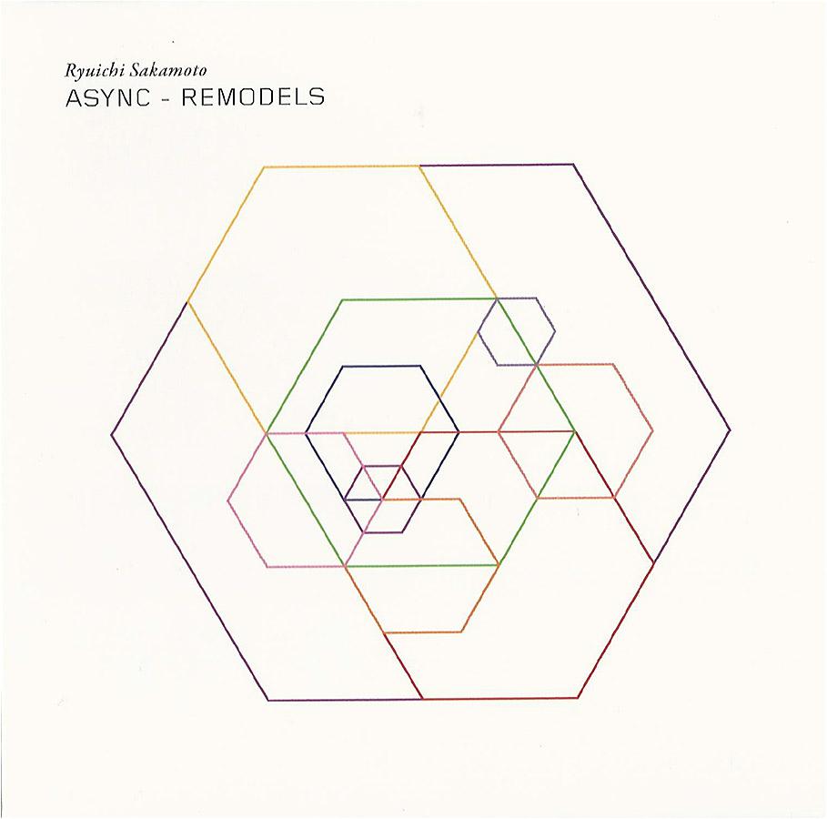 Ryuichi Sakamoto - Async Remodels front