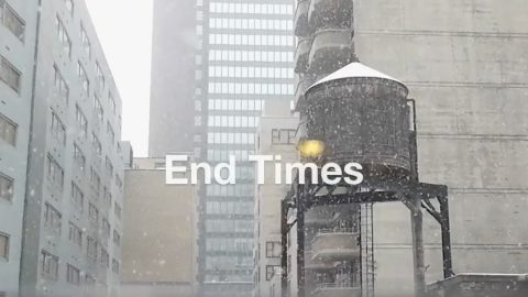 End Times (winter NYC 2011)