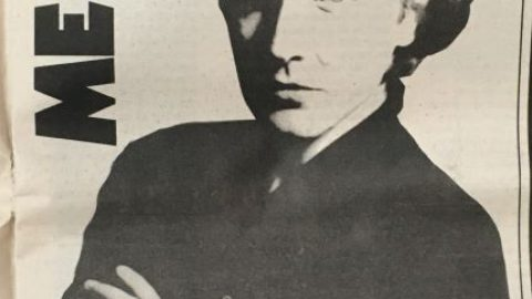 Melancholy Man (Sounds, November 1987)