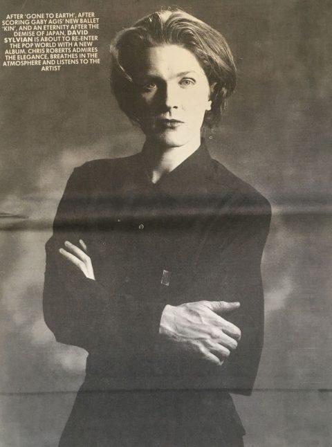 Silent Secrets (Melody Maker, September 1987)