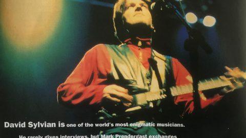The Sylvian Story (Future Music, Dec 1994)